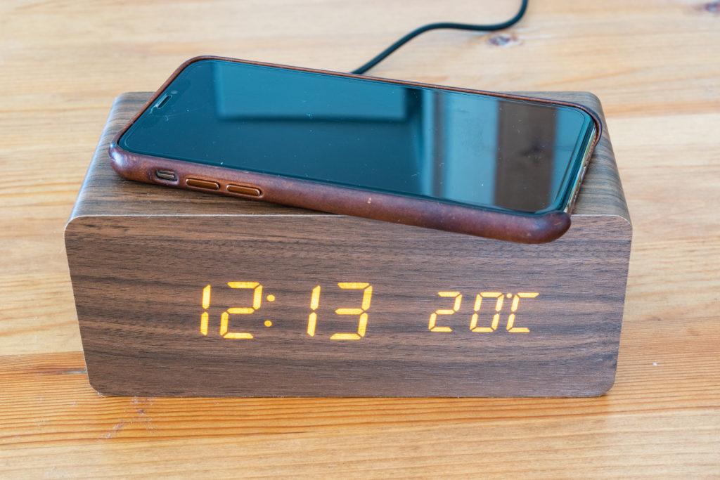 京都雷鳥の置き時計