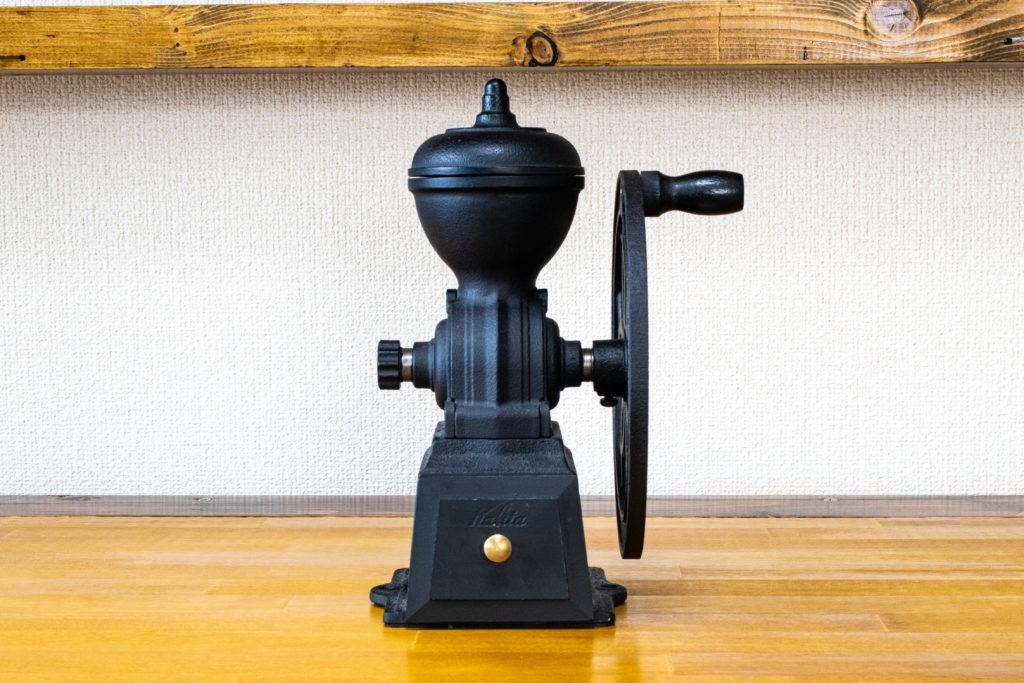 カリタ(Kalita)コーヒーミル ダイヤミルN