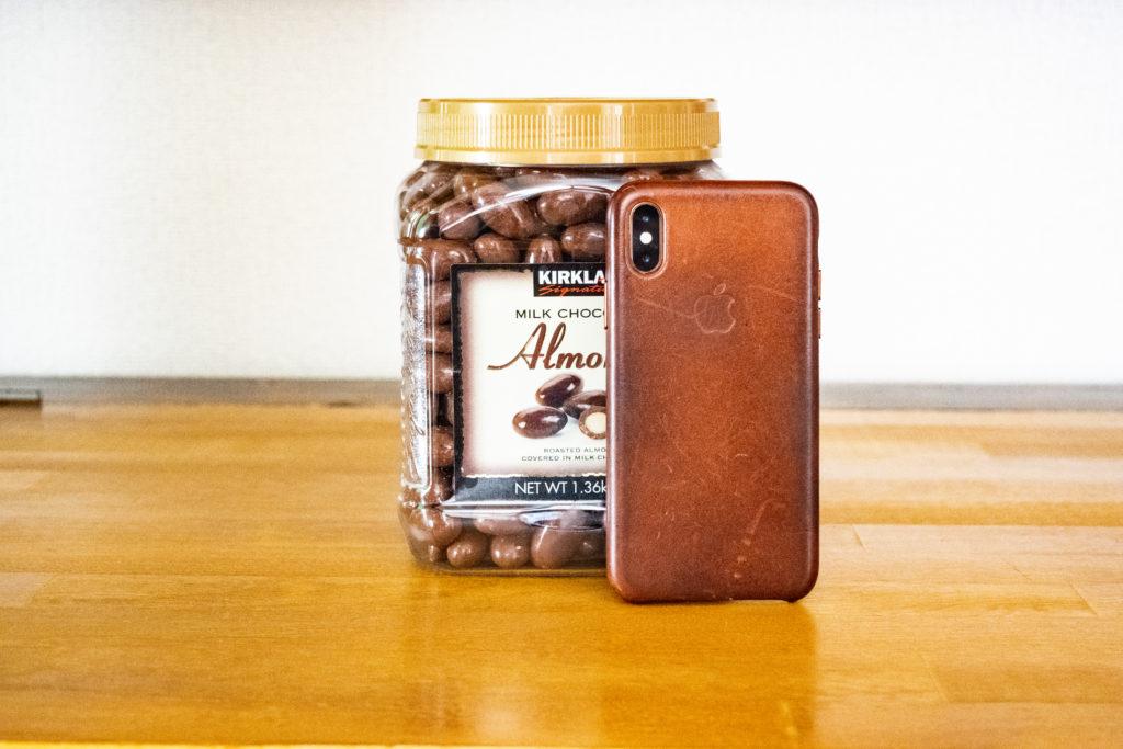 KIRKLAND(カークランド)のミルクチョコレート アーモンド