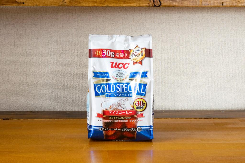 UCC ゴールドスペシャル アイスコーヒー