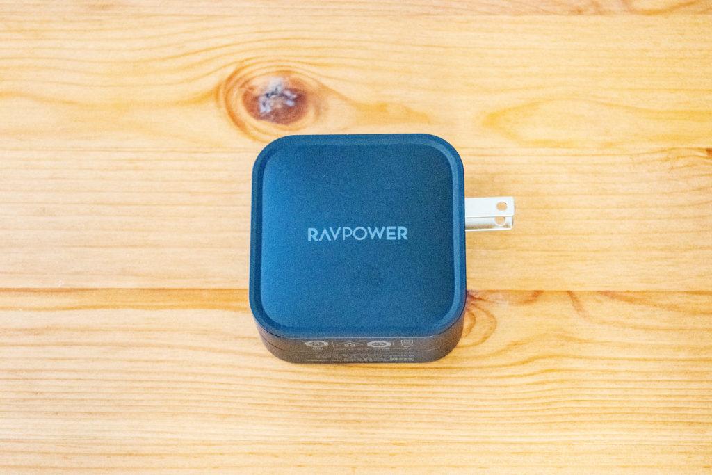 RAVPower RP-PC128 レビュー