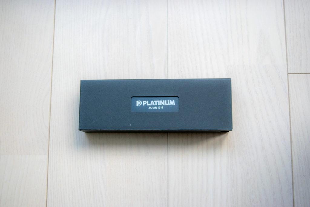プラチナ万年筆ダブルアクションR3ローズウッド レビュー